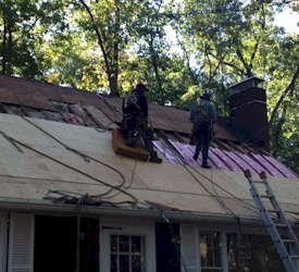 Insulation and Roofing Project NJ
